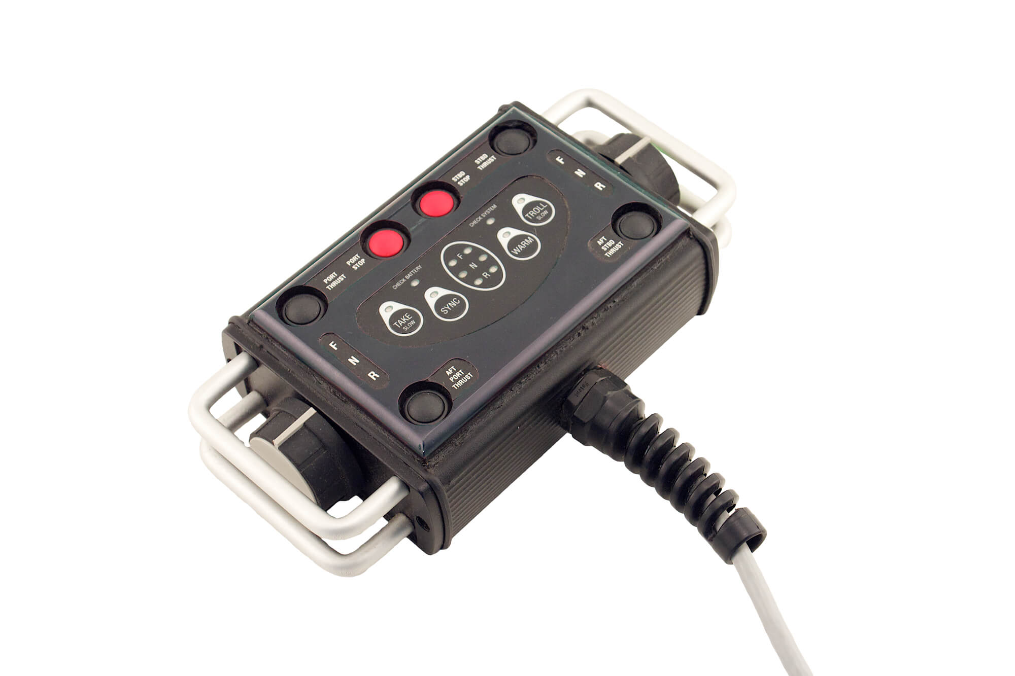 Marine Engine Controls Handheld Remote
