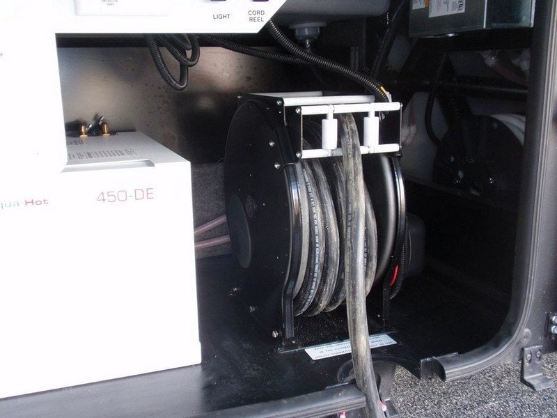 Cablemaster CRR-50 - Installation