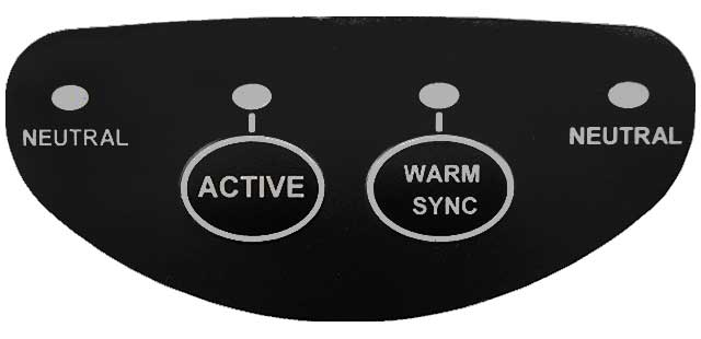 Complete Controls 2 button control head