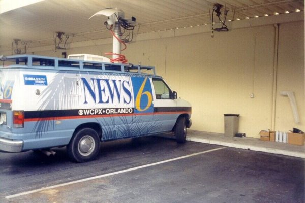 Orlando News hanging application for cablemaster Electrical Cord Handling