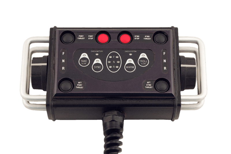Smart Start Interlock >> Marine Propulsion Controls - Complete Controls - Glendinning Products