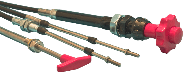 Industrial Push Pull Control Cable